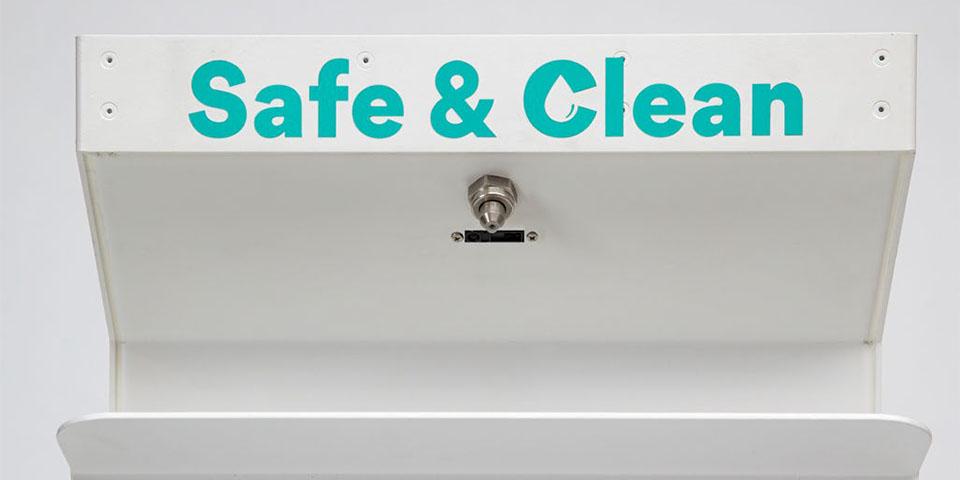 KDS SAFE 1 CLEAN