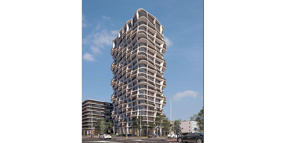 Q-Residence-stedenbouw