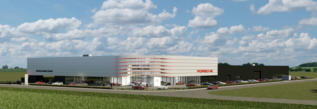 Impressie-Porsche-Centrum-Twente-Deventer-A1-Bedrijvenpark-Deve